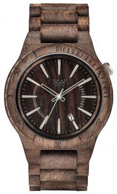 WeWOOD Assunt Choco Rough horloge
