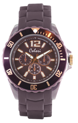 Colori Watch Chic Chrono Berry