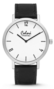 Colori Watch Phantom White Black horloge