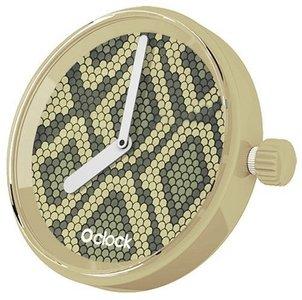 Afbeelding van O clock Safari Snake klokje