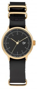 Cheapo Harold Mini Gold black horloge