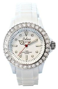 Colori Watch Crystal White