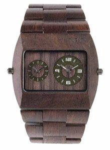WeWOOD Jupiter Chocolate horloge