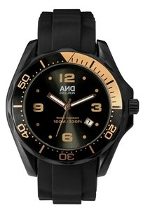 AND Evolution Wet Rubber Date Black Rose S