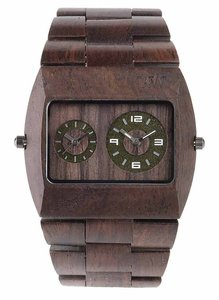 WeWOOD Jupiter Chocolate horloge