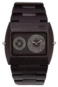 WeWOOD Jupiter Black horloge