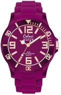 Colori Watch Classic Chic Aubergine - gratis verzonden