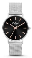 Colori Watch XOXO Black Silver horloge