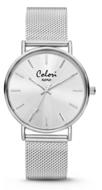 Colori Watch XOXO Silver horloge