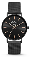 Colori Watch XOXO Black horloge