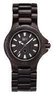 WeWOOD Date Black horloge